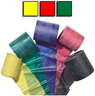 Theraband - 3 Pack [Yellow-Red-Green] (1 M)
