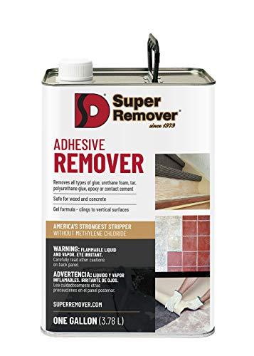 Adhesive Stripper (Gallon - 128oz) Super Remover - for All Types of Glue