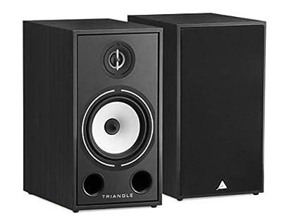 Triangle Bookshelf Speaker - Borea BR03 (black) from Triangle