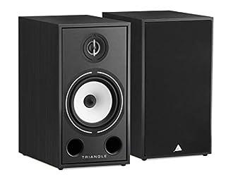 diffusori 2 vie bass reflex anteriore , ideale per essere disposti su mobili , vicino alle pareti Risposta di frequenza (+/-3dB) 46 Hz - 22 KHz, Potenza max 100W, Impedenza minima 4,2 Ohms. Peso: 7 Kg, Dim. (A x Dimensioni (A x L x P): 380 x 206 x 31...