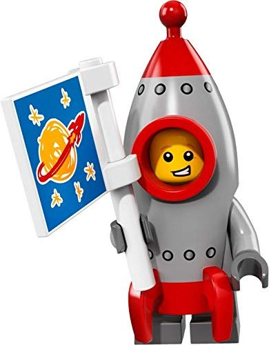 LEGO Collectible Minifigure Series 17 - Rocket Boy (71018)