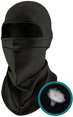Balaclava - Windproof Ski Mask - Motorcycle Mask Girls & Boys - Winter Helmet Skilling Masks with Long Neck Warmer- Cold Weather Balaclava Hood - Thermal Breathable Fleece - Kids