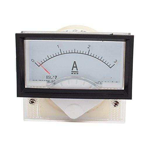 Aexit 85C17-A Klasse 2.5 Genauigkeit DC 0-3A Analoges Messgerät Amperemeter (0c718d0dabbac3d6b3b3ebc9e7747110)