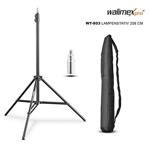 Walimex pro schirmsoftbox mediante la luz//Studio paraguas//Studio Softbox 91cm
