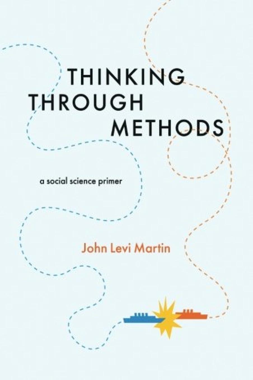 わずかなに慣れスクレーパーThinking Through Methods: A Social Science Primer