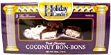 Holiday Candies, Coconut Bonbons, Kosher for Passover, 6 OZ