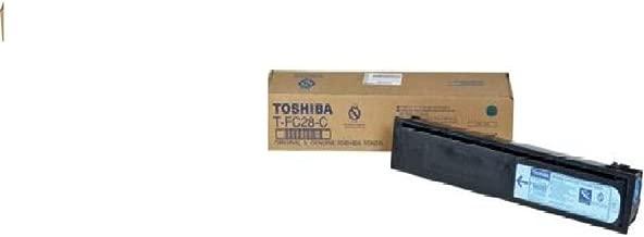 TFC28C Genuine Cyan Toner for Toshiba e-Studio 2330C 2830C 3530C 4520C by Toshiba