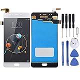 YANTAIAN Piezas de reparación de teléfonos celulares Montaje Completo de Pantalla LCD y digitalizador para ZTE Nubia M2 Lite NX573J