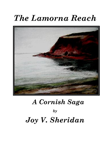 Front cover for the book The Lamorna Reach by Joy V. Sheridan