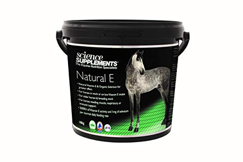 Science Supplements Natural E - Clear, Regular
