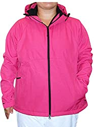 Plus Size Women's Ski Jacket