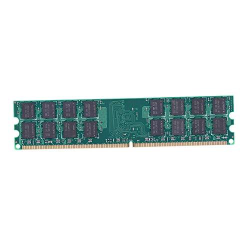 Vaorwne DDR2 4GB Memoria RAM 1.5V 800MHZ PC2-6400 240 Pin Escritorio DIMM Sin BúFer Sin ECC para Escritorio de la Placa Base