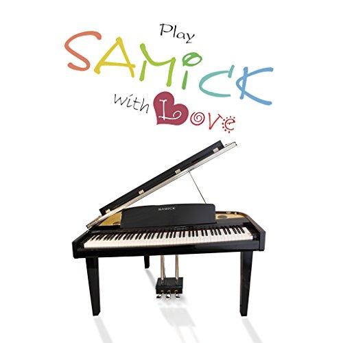 Samick SGD-500 Digitalpiano schwarz