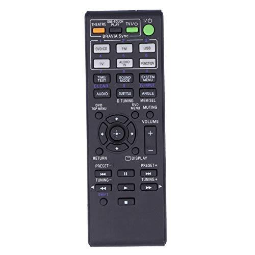 Mando a distancia para HBD ‑ DZ330 / HBD ‑ DZ740 / HBD ‑ TZ210 / HCD ‑ TZ / DAV ‑ DZ330 / DAV ‑ DZ730 / DAV ‑ DZ340, ABS Mando a distancia negro para Smart Tv, controlador de distancia de control de 1