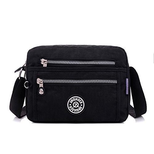 MeCooler Taschen Damen Kuriertasche Umhängetasche Mädchen Messenger Bag Designer Sporttasche Wasserfeste Handtasche Strandtasche Reisetasche für Schultertasche