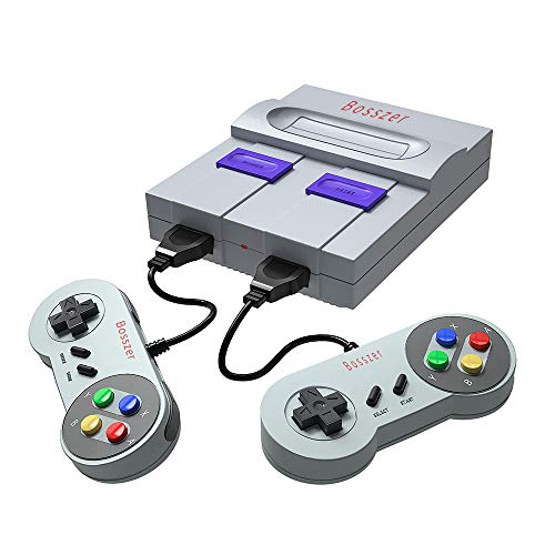 Bosszer HD 821 Retro Game Console, HDMI HD Output NES Childhood Classic Game Built-in Hundreds of...