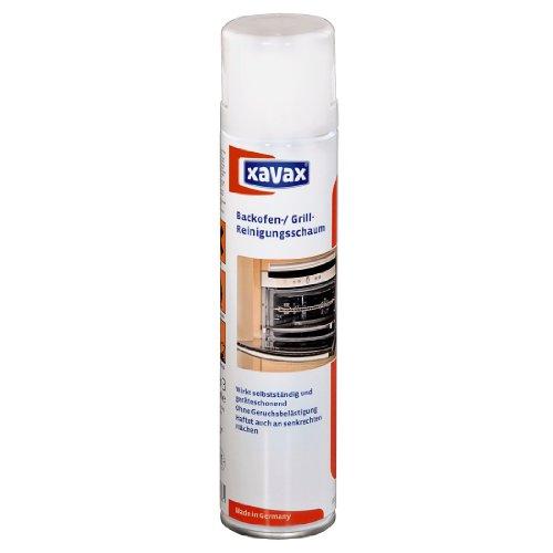 Xavax Reinigungsschaum für Backofen und Grillgeräte, 300 ml