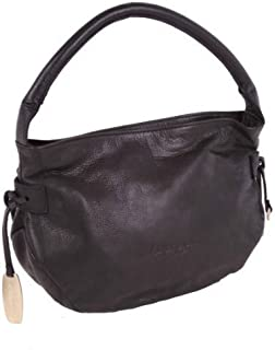 Bolso de tela para mujer negro negro