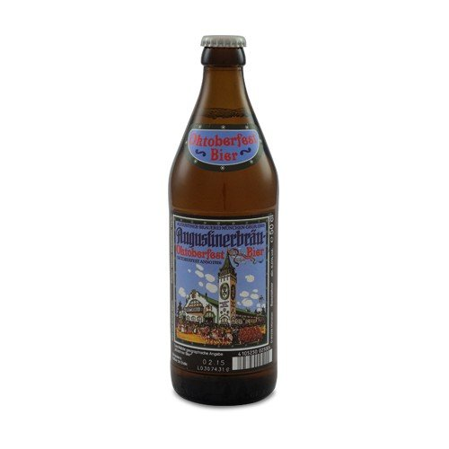 Augustiner Oktoberfestbier (0,5 l / 6,0% vol.)