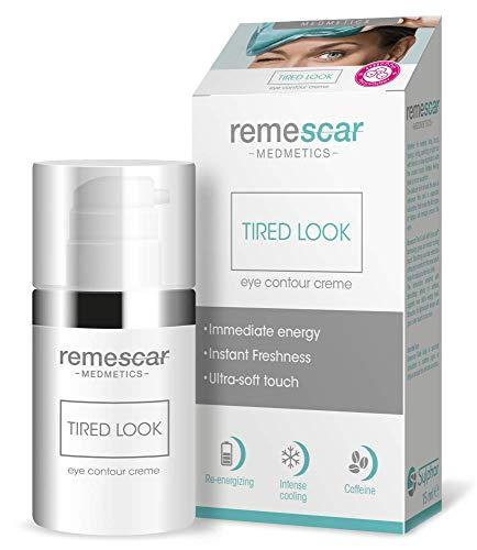 Remescar - Müder Blick - Creme für geschwollene Augen - Müde Augen-Creme - Anti-Aging-Augencreme für feine Linien & Fältchen - Kühlende Feuchtigkeitscreme für Männer & Frauen