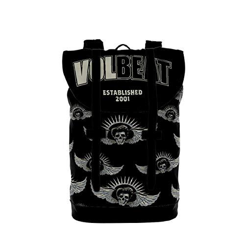 Volbeat Established Aop (Heritage Bag) Rocksax [Vinyl LP]