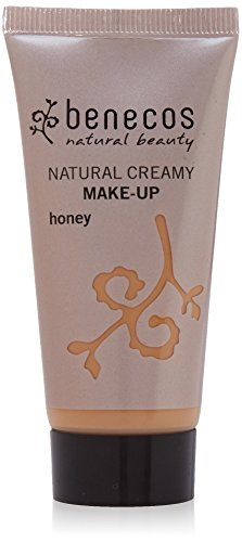 Benecos Cosmondial GmbH Natural Creamy Make Up honey 30ml