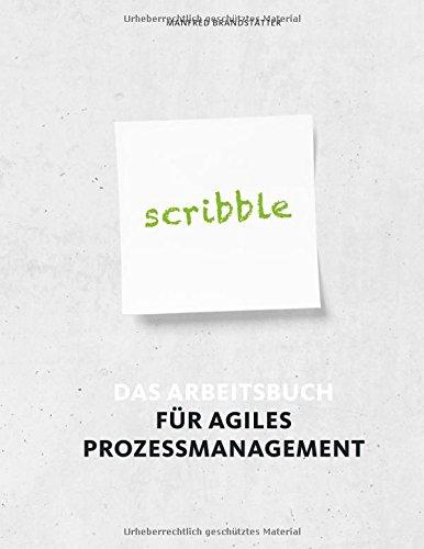 Scribble: Das Arbeitsbuch für agiles Prozessmanagement