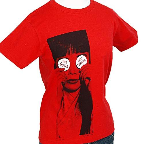 草間彌生 Tシャツ [LOVE FOREVER 1966 ] (M)