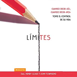 Límites [Boundaries] audiobook cover art