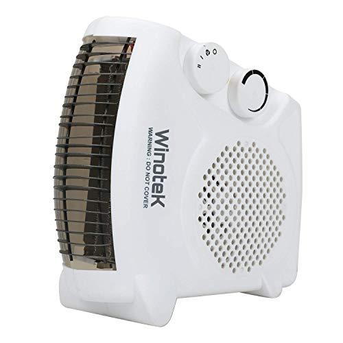 WinoteK Quite Performance Smart Room Heater (White and Grey)