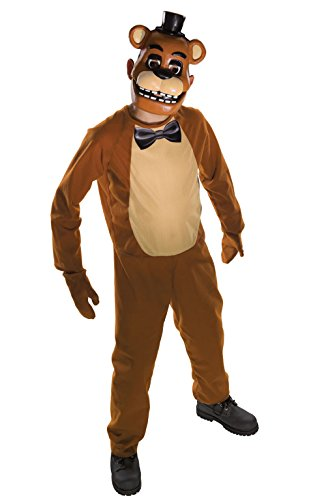 Rubie's Costume Freddy de Five Nights at Freddy's pour enfant Taille L