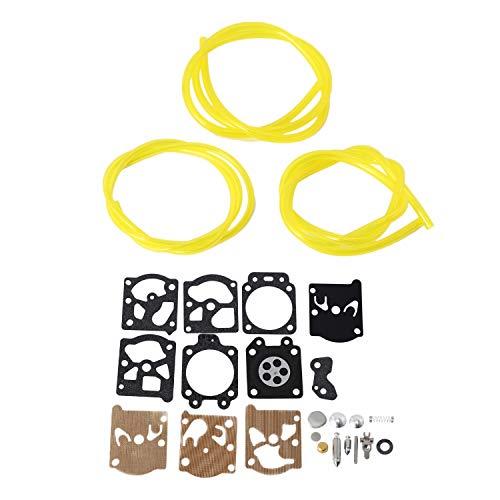 Runtodo K20-WAT WA WT Misura per Carburatore WALBRO Diaphragm Guarnizione AGO Riparazione Kit Carburante