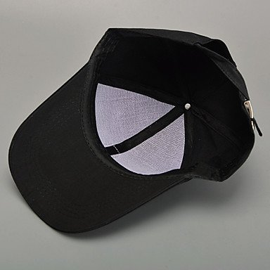 ZYT Unisexe Décontracté Coton Casquette de Baseball Chapeau de Soleil,Mosaïque Eté Toutes Les Saisons, Red, One-Size