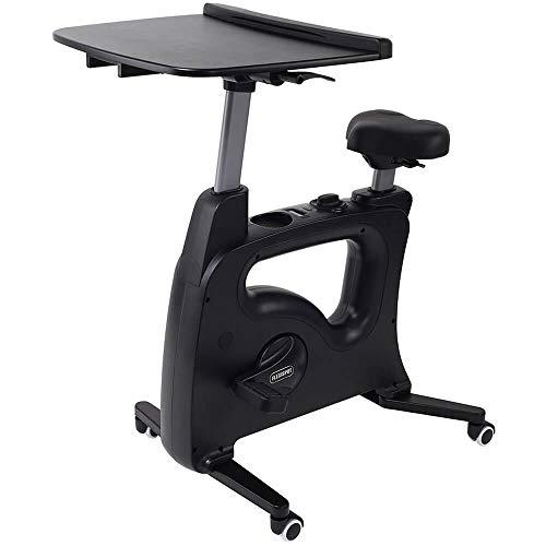 FLEXISPOT Office Standing Desk Exercise Bike W/Table
