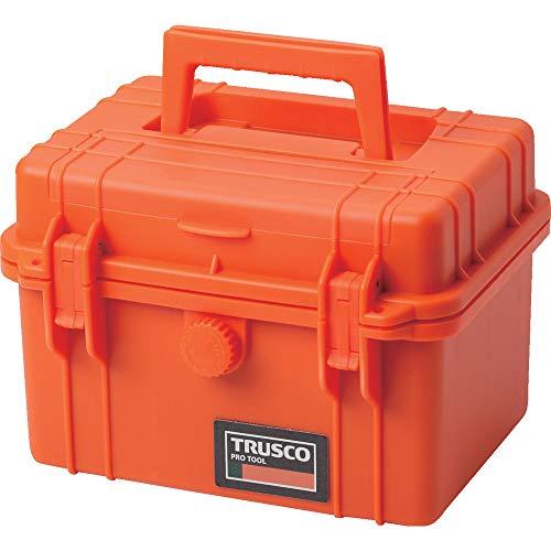 TRUSCO(トラスコ) プロテクターツールケース 270x215x186 オレンジ TAK-33OR