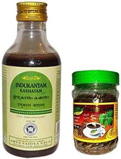 Kottakkal Arya Vaidya Sala Indukantam Kashayam 200ml, With Free Assal Instant Ginger Coffee Powder 100 gm