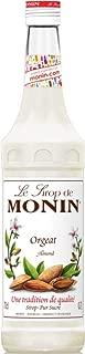 Monin - Orgeat Almond Syrup - 700ml