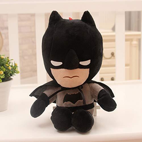 "A9TEN Batman Plush Toys for Kids, 11"" Inch Superhero Stuffed Plushie Dolls Gift for Boys Children"