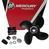Mercury Spitfire 4-Blade Aluminum Propeller 10.1 x 15 Pitch 40-60HP 488M8026640