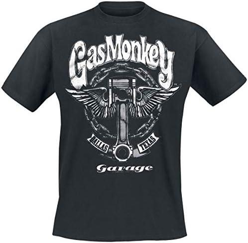 T-Shirt Big Piston Black