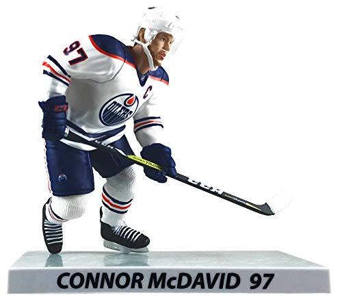 NHL Edmonton Oilers Connor McDavid Spielerfigur Figur Player 15cm