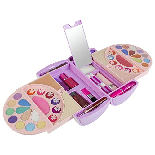 Mädchen Simulation Kosmetik, Traum Kinder Makeup Spielzeug Rollenspiele Mädchen Make-Up Kit Educational Lernen Spielzeug Kosmetische Werkzeuge
