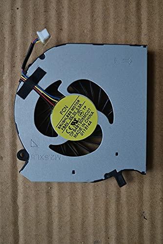 Ellenbogenorthese-LQ Ventilador de refrigeración de la CPU del Ordenador portátil 100% Nuevo para HP Pavilion DV6-7000 DV7-7000 7002TX 682061-001