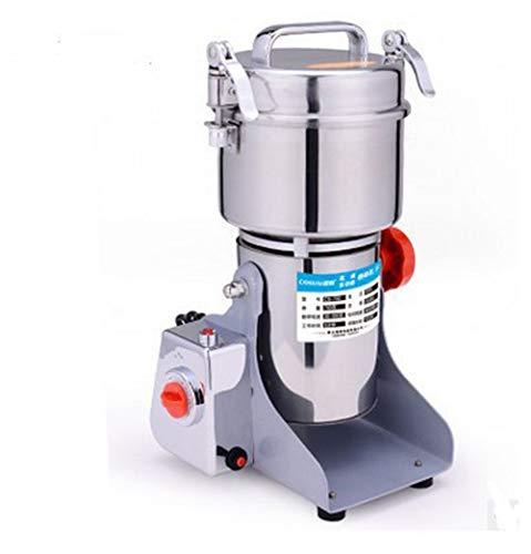 700G Getreidemühle High Speed Swing Typ Getreide Grinder Kaffeebohnen Gewürze Kräutern Nüsse Getreide Mixer Getreidemühle Pulvermaschine,UK 220V