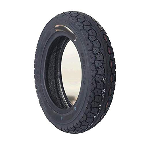 Neumático para scooter eléctrico, neumático inflable al vacío para motocicleta 3.50-10, antideslizante, resistente al desgaste, resistente a la carga, apto para triciclos eléctricos, banda de rodadu