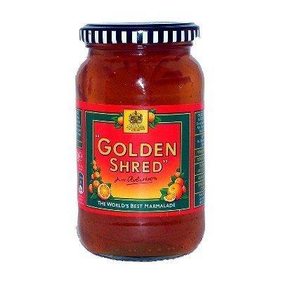 Robertson's Trust Golden Shred 3 Oakland Mall Marmalade Pack