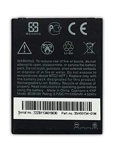 Bateria Compatible con HTC Wildfire S /G13/HD3/HD7/Explorer/Grove/Pico/A310e/A510e/BD29100