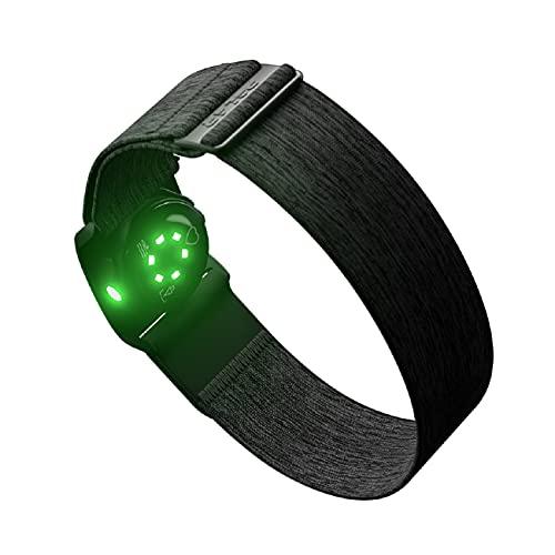 Polar Verity Sense Sensor de Pulso Optico, Adultos Unisex, Negro-Gris, M-XXL