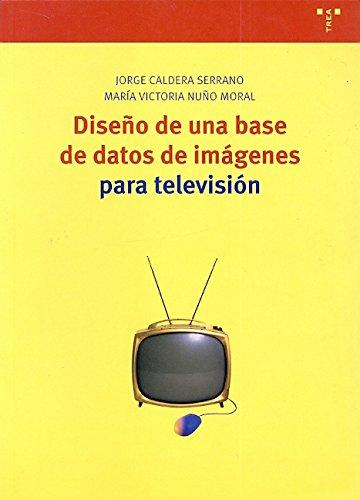 Diseño de una base de datos de imágenes para televisión: 90 (Biblioteconomía y Administración Cultural)