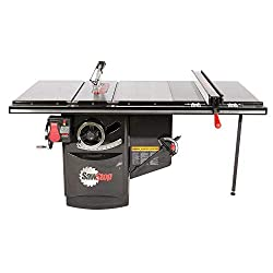 SawStop ICS31230-36 Cabinet table saw comparison